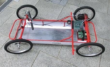 CQ EVミニカート・キット