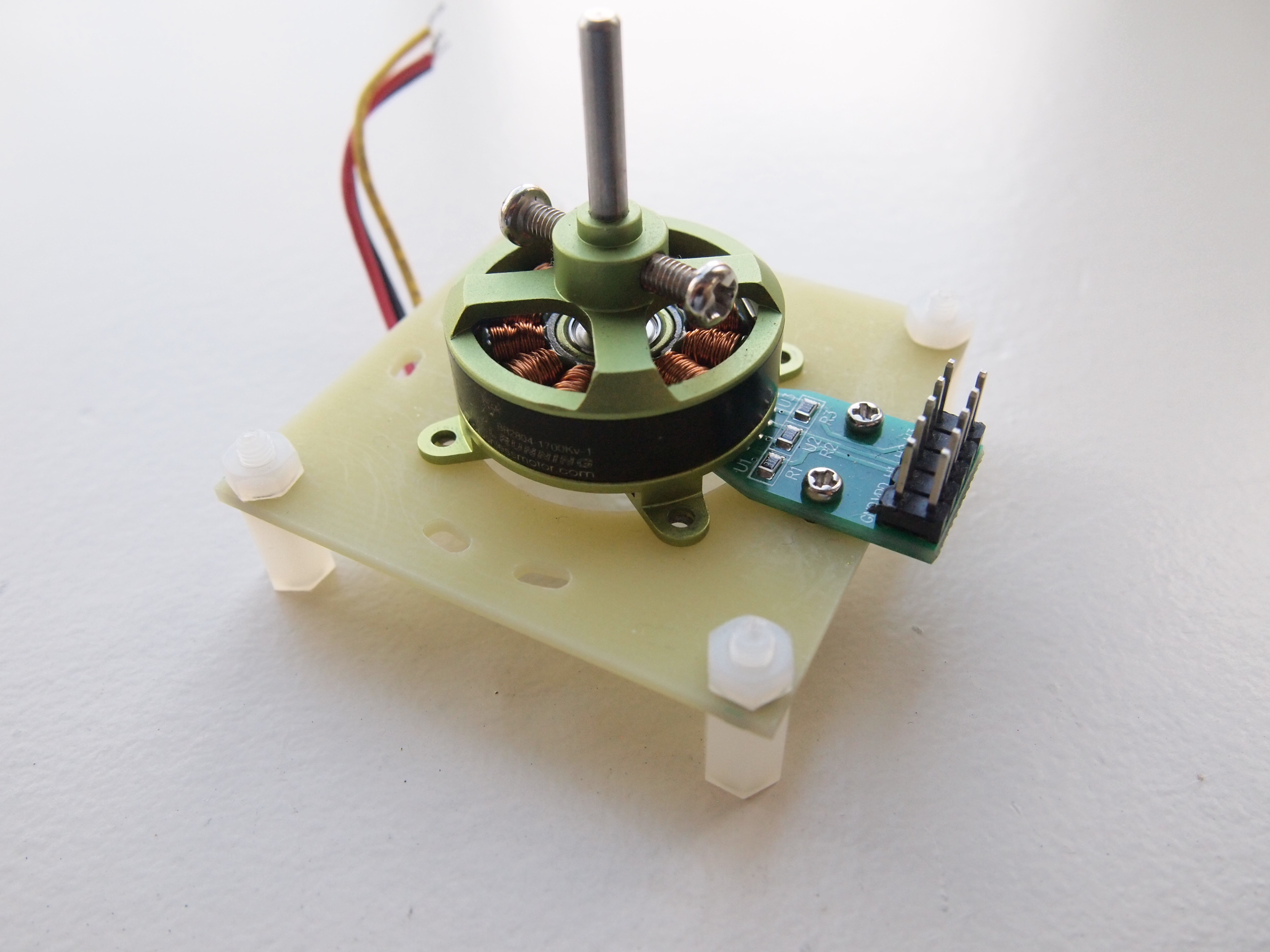 STマイコンで始めるブラシレス・モータ制御体験キット2